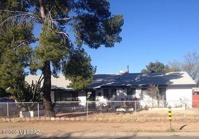 Tucson Single Family Home For Sale: 1322 S Alamo Avenue