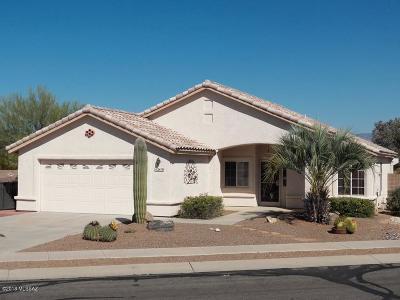 Green Valley Single Family Home For Sale: 2410 N Avenida Esclava