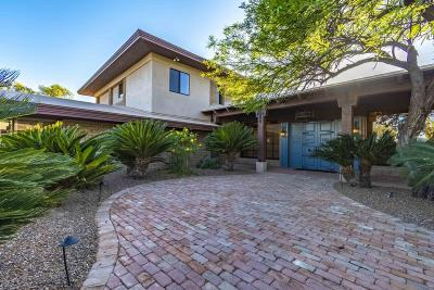 Pima County, Pinal County Single Family Home For Sale: 4620 N Camino Real