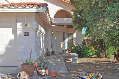 Oro Valley Single Family Home For Sale: 875 W Port Royal Place