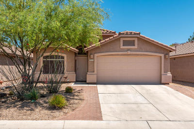 Tucson Single Family Home For Sale: 39503 S Old Arena Drive