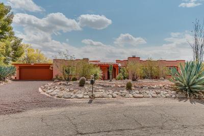 Tucson Single Family Home For Sale: 6610 N Placita De Santas
