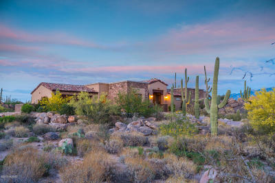 Oro Valley Single Family Home For Sale: 490 W Echo Point Place