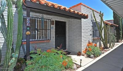 Tucson Condo Active Contingent: 211 W Roger Road #32