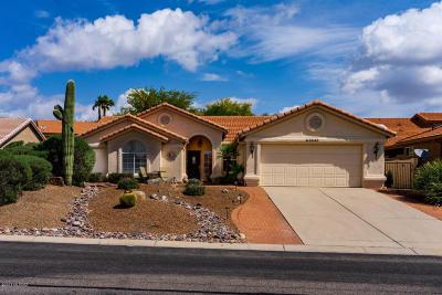 Saddlebrooke Single Family Home For Sale: 63640 E Whispering Tree Lane