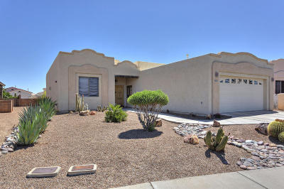 Green Valley Single Family Home Active Contingent: 2369 S Via Massari