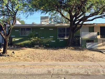 Pima County Townhouse Active Contingent: 1018 E Kentucky Street
