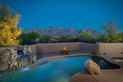 Oro Valley Single Family Home For Sale: 960 W Silver Spring Place