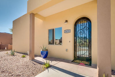 Tucson Single Family Home Active Contingent: 5670 Triangle X Place