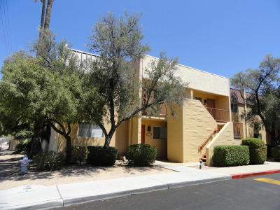 Tucson Condo Active Contingent: 1339 E Fort Lowell Road #66B