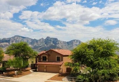 Oro Valley Single Family Home For Sale: 2148 E Rio Vistoso Lane