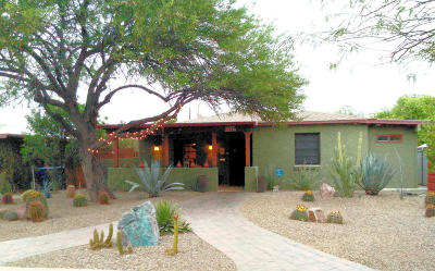 Tucson Single Family Home For Sale: 2427 E 8th Street