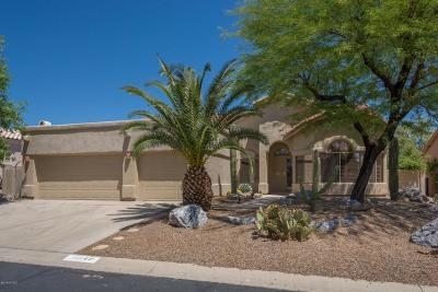 Oro Valley Single Family Home For Sale: 11540 N Palmetto Dunes Avenue