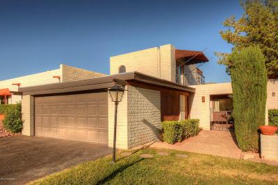 Tucson AZ Townhouse For Sale: $152,500