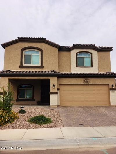 Marana Single Family Home For Sale: 9054 W Grayling Drive