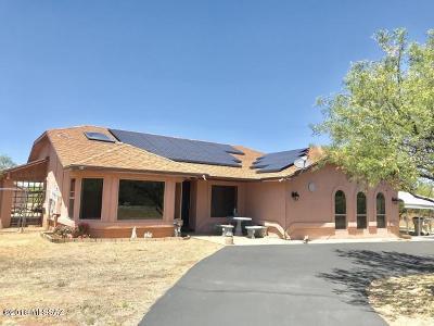 Sierra Vista Single Family Home For Sale: 3513 E Navaho Street