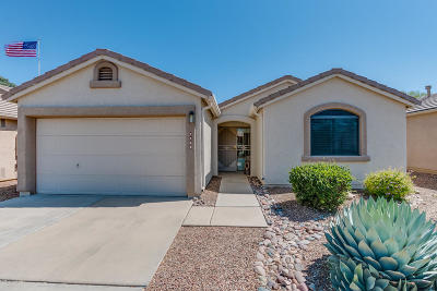 Tucson Single Family Home For Sale: 7163 E Maritime Drive