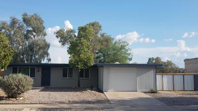 Tucson Single Family Home Active Contingent: 2843 W Calle Ocio