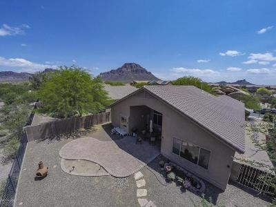 Tucson Single Family Home Active Contingent: 4040 S Amber Rock Avenue