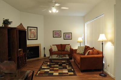 Tucson Condo For Sale: 6255 N Camino Pimeria Alta #103