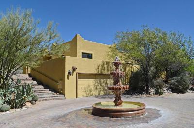 Tucson Single Family Home For Sale: 6276 E Placita Lozana
