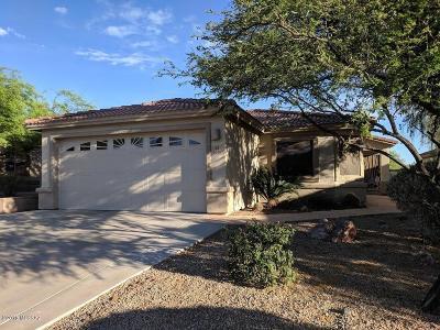 Marana Single Family Home For Sale: 5555 W Acacia Blossom Place