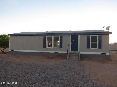 Marana AZ Manufactured Home For Sale: $77,000