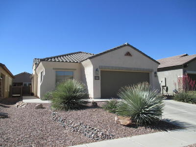 Sahuarita Single Family Home For Sale: 479 W Calle Moncayo