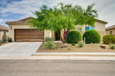 Marana Single Family Home For Sale: 4312 W Thunder Ranch Place