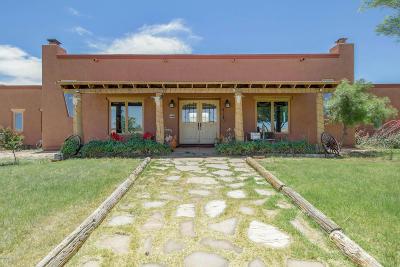 Sonoita Single Family Home For Sale: 34 Swanson Road