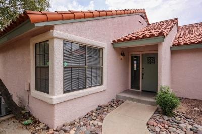 Tucson Condo Active Contingent: 6471 N Tierra De Las Catalinas #76