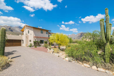 Tucson Single Family Home For Sale: 7855 E Rudasill Road