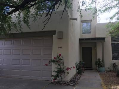Oro Valley Single Family Home For Sale: 11685 N Copper Creek Drive