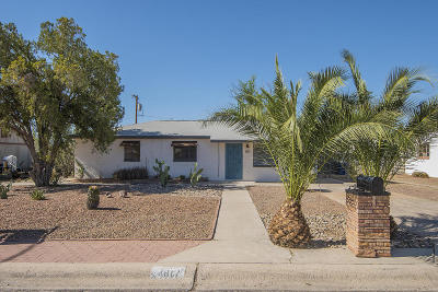 Single Family Home For Sale: 4817 E Montecito Street