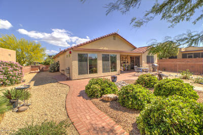 Green Valley Single Family Home For Sale: 1082 W Union Bell Drive