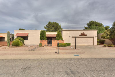 Green Valley Single Family Home For Sale: 1212 N Paseo Del Cervato