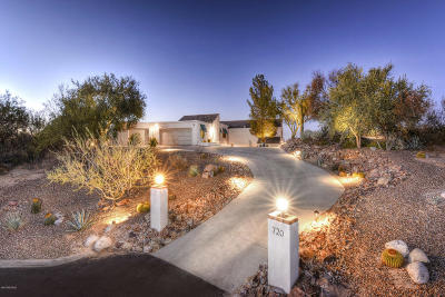Oro Valley Estates Single Family Home For Sale: 720 W Bangalor Drive