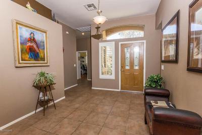 Marana Single Family Home For Sale: 11436 W Pipestone Street