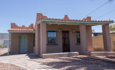 Tucson Single Family Home For Sale: 2007 S 2nd Avenue