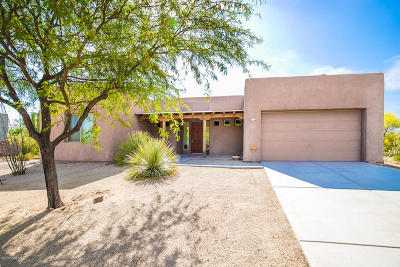 Tucson Single Family Home For Sale: 7851 W Tree Frog Trail
