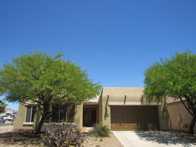 Pima County Single Family Home For Sale: 237 E Via Puente De La Lluvia