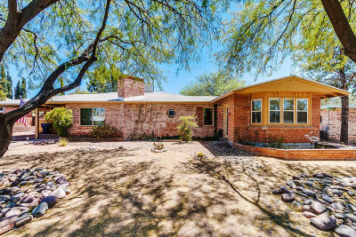 Tucson Single Family Home For Sale: 5442 E 7th Street
