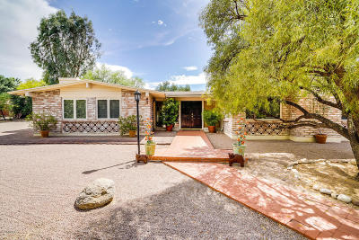 Single Family Home Active Contingent: 6542 E Santa Aurelia Street