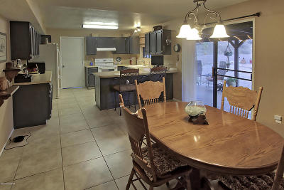 Oro Valley Single Family Home Active Contingent: 10281 Camino Valdeflores