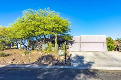 Oro Valley Single Family Home Active Contingent: 12318 N Tall Grass Drive