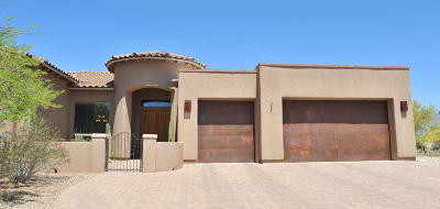 Oro Valley Single Family Home Active Contingent: 1202 W Portico Drive