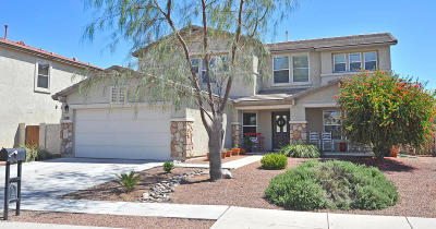Tucson Single Family Home Active Contingent: 3562 E Secretariat Road