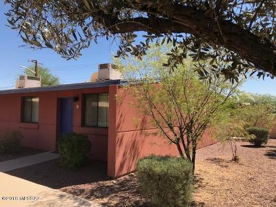 Tucson Condo Active Contingent: 350 N Silverbell Road #1