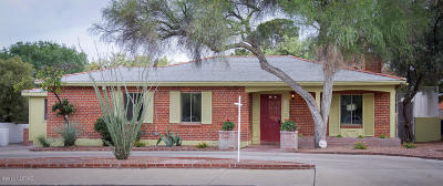 Tucson Single Family Home For Sale: 2210 E Juanita Street