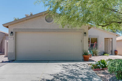 Tucson AZ Single Family Home For Sale: $182,500